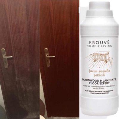liquido para limpar madeira e laminados